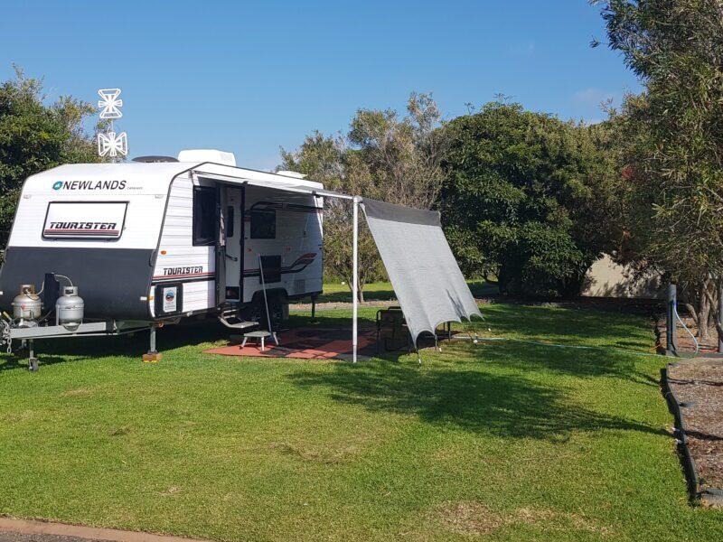 caravan rental Far South Coast